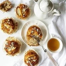 Fit muffiny jabłkowe: