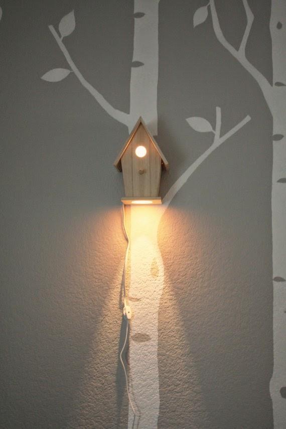 śliczna lampka