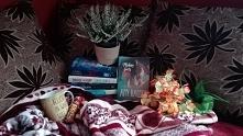 Książka + koc + ciepły napój Idealnym sposobem na spędzenie jesiennych wieczorów jest czytanie książek. Lektura ulubionej książki pozwala oderwać się od codzienności, przenieść ...