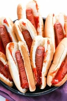 Hot dogi na Halloween