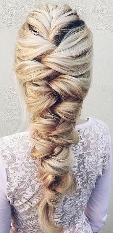fryzura piękna :)