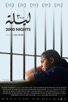 3000 Nocy (2015) dramat Layla palestyńska nauczycielka, trafia do więzienia.Główna bohaterka niesłusznie oskarżona 8 lat spędza pomiędzy skazanymi kobietami,zostawia całe swoje ...