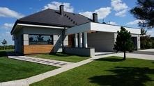 Zdjęcia z realizacji projektu domu HomeKONCEPT-26