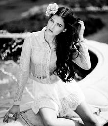 Magdalena - nasza modelka. Więcej zdjęć na stronie.