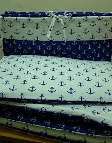 Komplet pościeli do łóżeczka