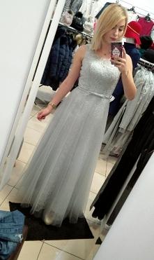 Szara sukienka co myślicie? ;)