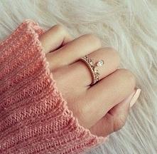 piękny pierścionek ♥