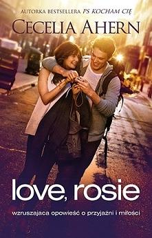 """ove Rosie"""" – genialna książka autorstwa Ceceli Ahren  Autorka podjęła się dosyć trudnego zadania: musiała streścić całe życie dwójki ludzi od dzieciństwa do czasów starości i ic..."""