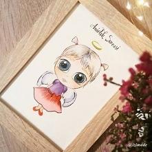 Aniołek małej Sary