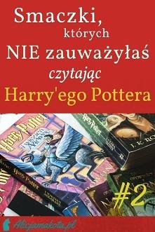 Smaczki [KLIK], których nie zauważyłeś, czytając HP