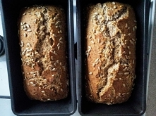 Chleb żytni na zakwasie  Przepis po kliknięciu w zdjęcie