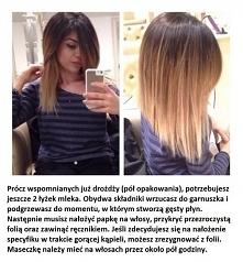 drożdże do włosów