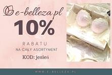 -10% na WSZYSTKO :) !!!!       www. e-belleza.pl