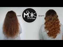 ❤Metamorfoza włosów + makijaż.❤ Efekt współpracy z MK Studio Hair&Beauty Wrocław. Zapraszam do oglądania!