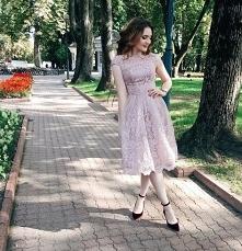 Koronkowa sukienka Chi Chi London. Do kupienia ➡️ najlepszesukienki.pl