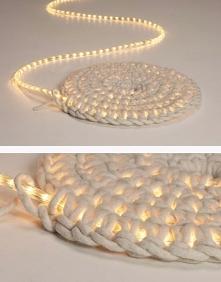 podświetlany dywanik ;)