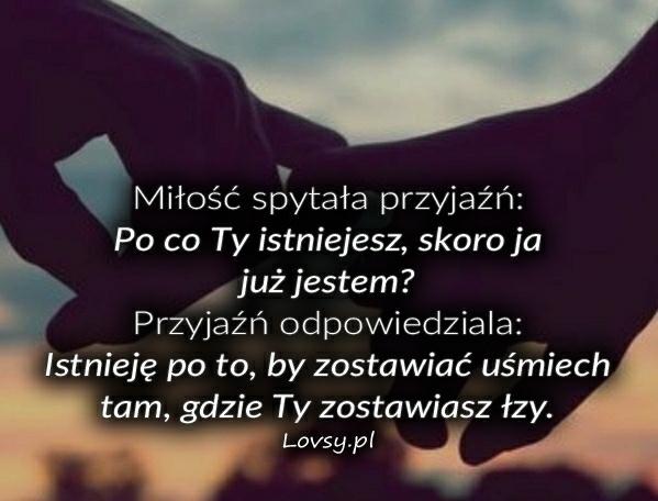 Miłość Vs Przyjaźń Na Cytaty Zszywkapl