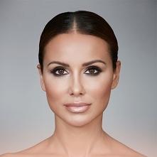 Makijaż ślubny dla brunetki...