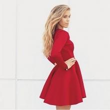 Przepiękny kolor! ❤️ Sukienka do kupienia TU ➡️ najlepszesukienki.pl