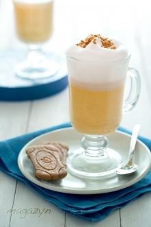 Dyniowa herbata z korzennymi przyprawami. Przepis po kliknięciu w zdjęcie.
