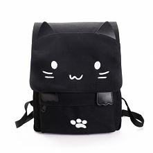 Pojemny, uroczy plecak z kotkiem. Kliknij w zdjęcie i zobacz, gdzie kupić.