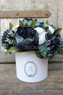 dekoracje kwiatowe od tendom.pl - flower box