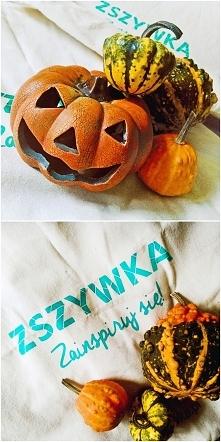 ✪Konkurs: Halloweenowy zawrót głowy✪ Zgarnij jedną ze zszywkowych toreb. Klik...