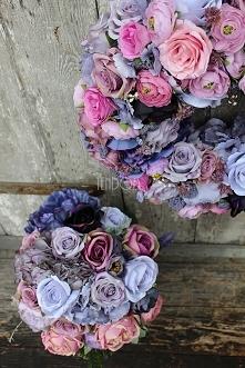 bukiety i kompozycje ze sztucznych kwiatów - pracownia tendom