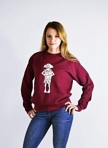 Bluza ZGREDEK - blogerska bluza z nadrukiem skrzata. Modna młodzieżowa bluza damska i bluza męska - świetny pomysł na prezent. Oryginalna bluza damska i bluza męska z nadrukiem ...