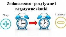 Jak zmiana czasu wpływa na organizm człowieka.