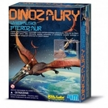 Szkielet pterozaura do samo...