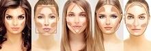 krok po kroku - konturowanie twarzy