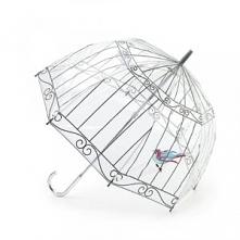 Parasol ślubny Lulu Guiness...