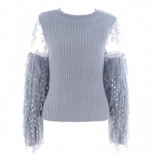 Klasyczny sweter z nieklasy...