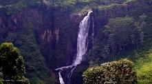 Sri Lanka wodospad