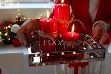 dekoracje świąteczne ze sklepu tendom.pl