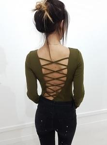 Body VIVA khaki. Ottanta - sklep online