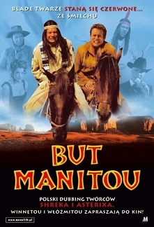 Kowboj i zaprzyjaźniony z nim Indianin ścigani są przez plemię Szoszonów. Żeby uwolnić się od kłopotów, poszukują legendarnego skarbu, Buta Manitou.