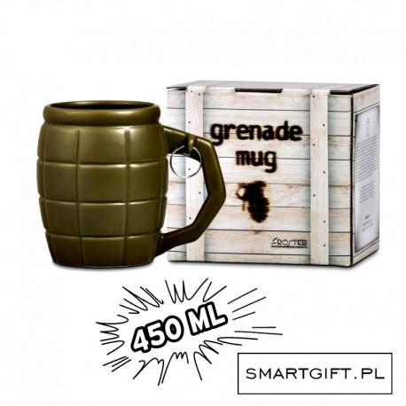 Kubek Granat 450 ml Doskonały Prezent Świąteczny, na Mikołajki ! <3