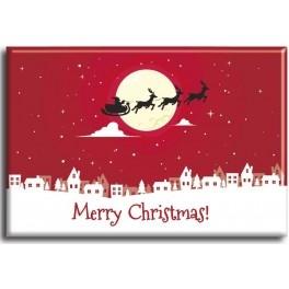 Magnesy Świąteczne na prezent