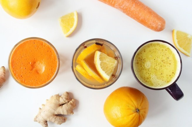 3 napoje na przeziębienie