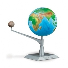 Modele Ziemi i Księżyca do ...