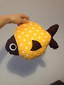 mała poduszka rybka :) FB/P...