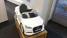 Co powiecie na... Taką Audi? ;D