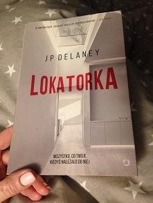 książka LOKATORKA - polecam!!