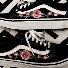 Vansy+róże=❣