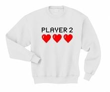 Bluza dla par zakochanych z...