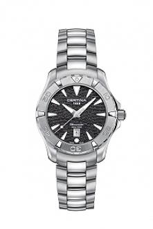 Certina C032.251.11.051.09 nowość, zegarek damski jednocześnie w eleganckim i sportowym stylu z kolekcji DS ACTION LADY CHRONOMETER. Zasilany szwajcarskim mechanizmem kwarcowym ...