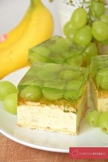 Bananowiec (bez pieczenia)