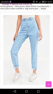 Dziewczyny pomozcie ! Gdzie kupie spodnie z tak wysokim stanem ?